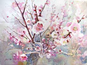 Pfirsichblüte