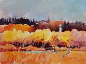 Herbst in Siebenbrunn