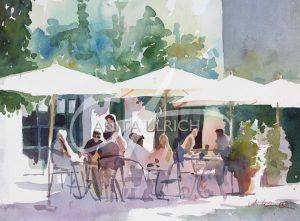 Café Rufus, Augsburg