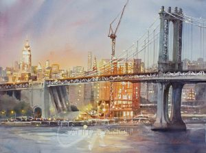 Manhattanbridge, New York
