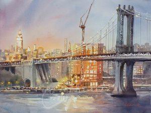 Manhattanbridge, New York