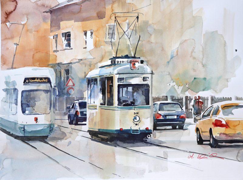 Augsburger Straßenbahnen